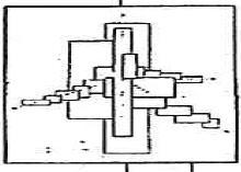 Compositie meerdere breedtelijnen