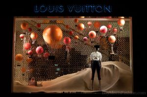 Louis Vuitton-luchtbalonnen