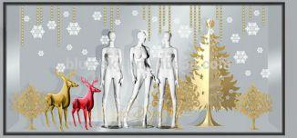 kerst-in-hout
