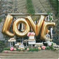 Valentijn Love balonnen
