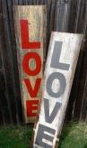 Valentijn Love planken