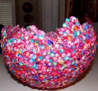 vorm confetti