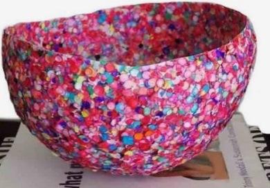 schaal confetti