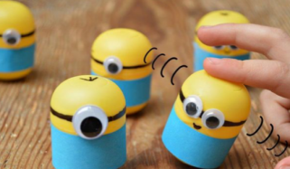 Minion Kinder Surprise