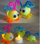 Glow vliegje Kinder Surprise