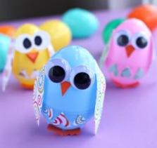 Vogel Kinder Surprise