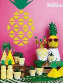 decoratie ananas