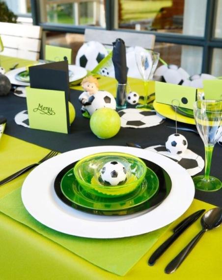 decoratie voetbal