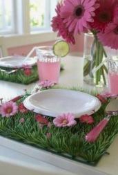 communie gras tafel