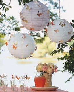 vlinder balonnen