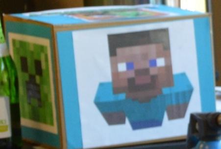 Minecraft doos