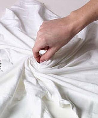 Swirl T-shirt stap 2