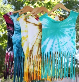 Swirl T-shirt stap 4
