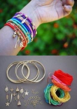 Festival hippe armband3