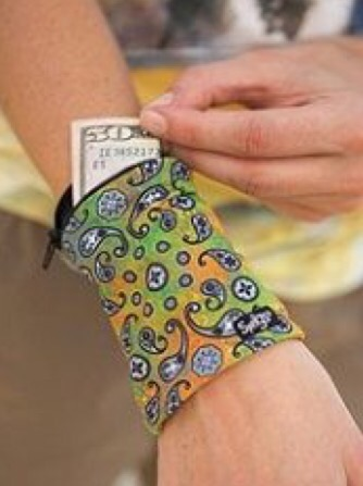 armband geldbeugel