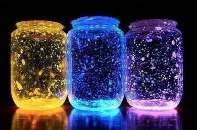Glow lampjes