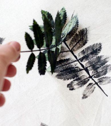 bladeren verven1