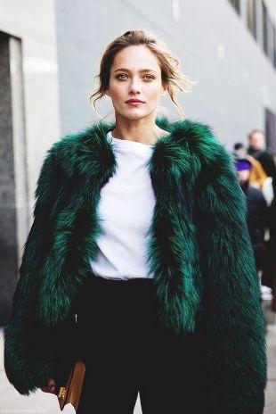 Fashion Shaded Spruce Fall 2017