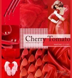 moodboard cherry tomato lente-zomer 2018