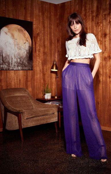 trendkleur ultra violet lente-zomer 2018