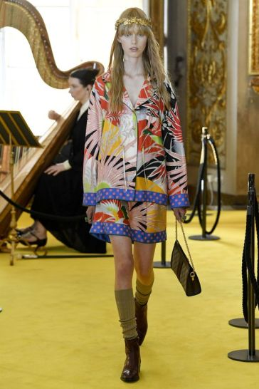Gucci Palm Beach glamour fashion 2018