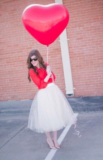 valentijn romantisch vrouw