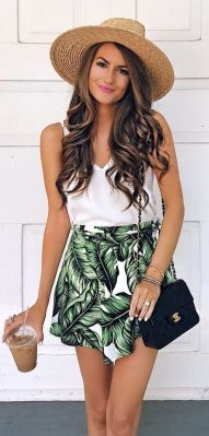 Zomer type outfit