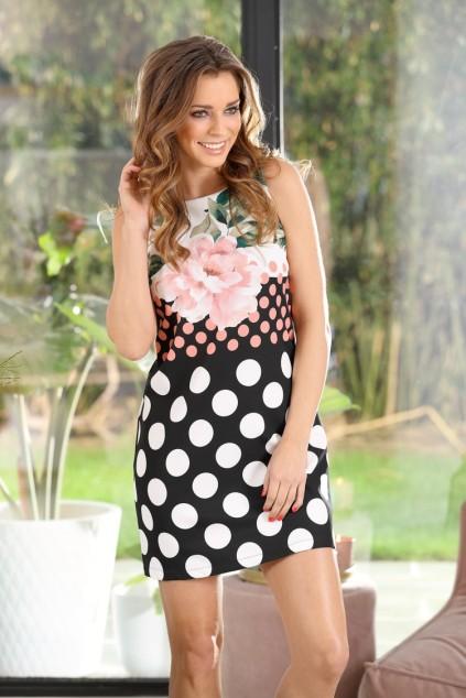 closeup fashion polka dots 2018
