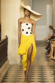 Vogue fashion Polka Dots spring-summer 2018