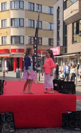 Fashion show boetiek Monja