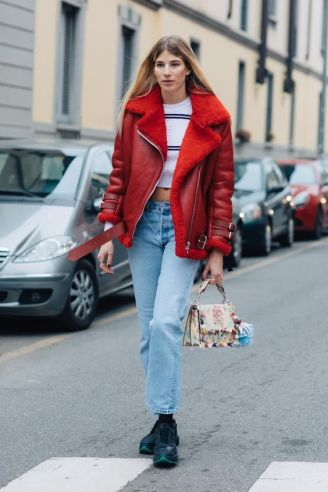 trend-jas met revers look fall-winter2018-19@VOGUE