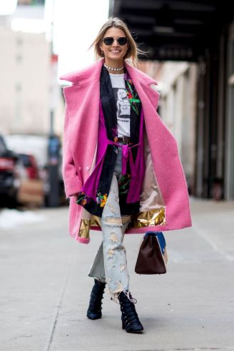 trend-laagjes outfit fall-winter 2018-19 @ELLE
