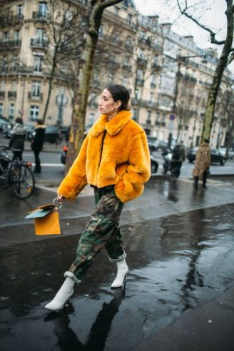 trend with boots look fall-winter2018-19@WWD