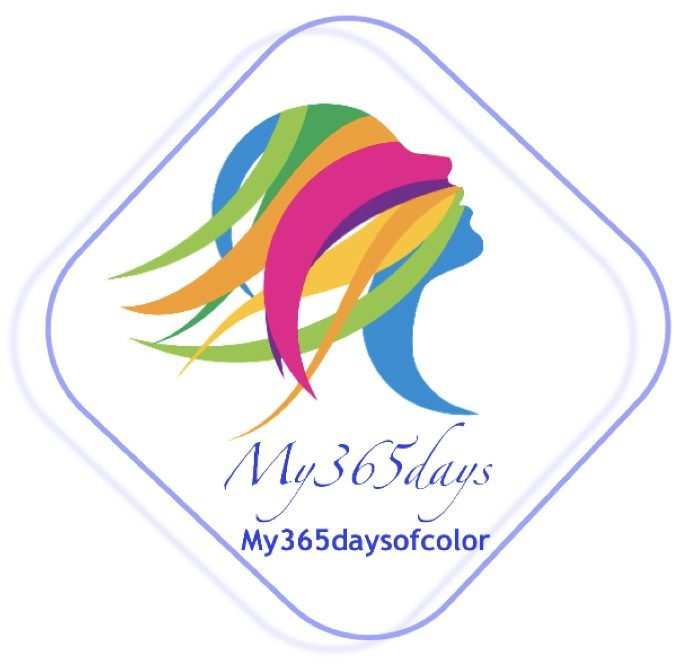 #My365daysofcolor – Styliste Cindy Van Kesbeeck